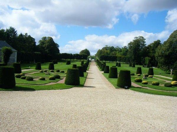 Les jardins du chateau de vendeuvre for Jardin du chateau annecy